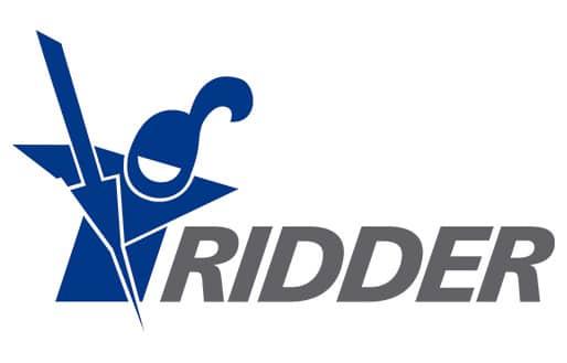 Ridder logo